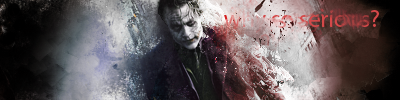 The Joker by Deviant-Blaze