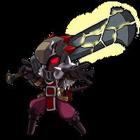 Spiral Knight Manecor by El-Sato