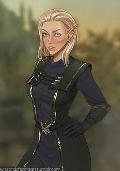 Elenwen from Skyrim