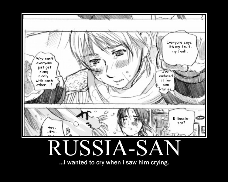 Russia... by Hetalia-Forever-123