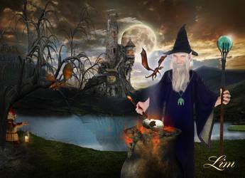The wizard's secret by liti2012