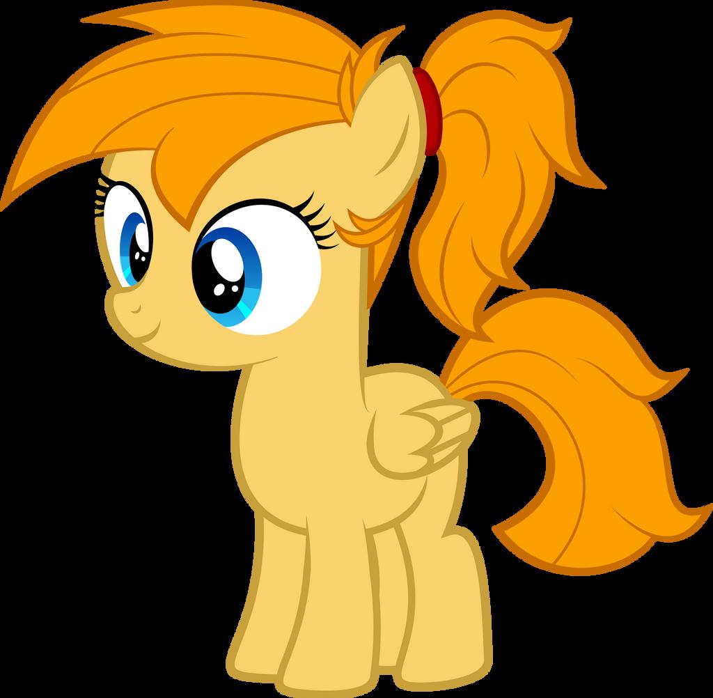 MLP:FiM - [Ponysona] Ruby Prism Filly by ...