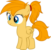 MLP:FiM - [Ponysona] Ruby Prism Filly