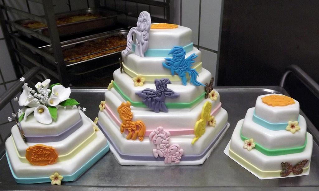 Galacon Cannis 5th Birthday Cakes By Stargazeandsundance On Deviantart