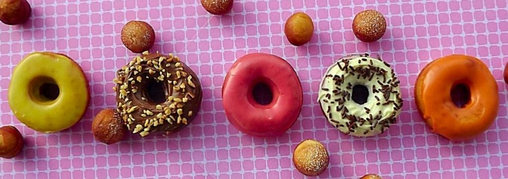 Donuts by StargazeAndSundance