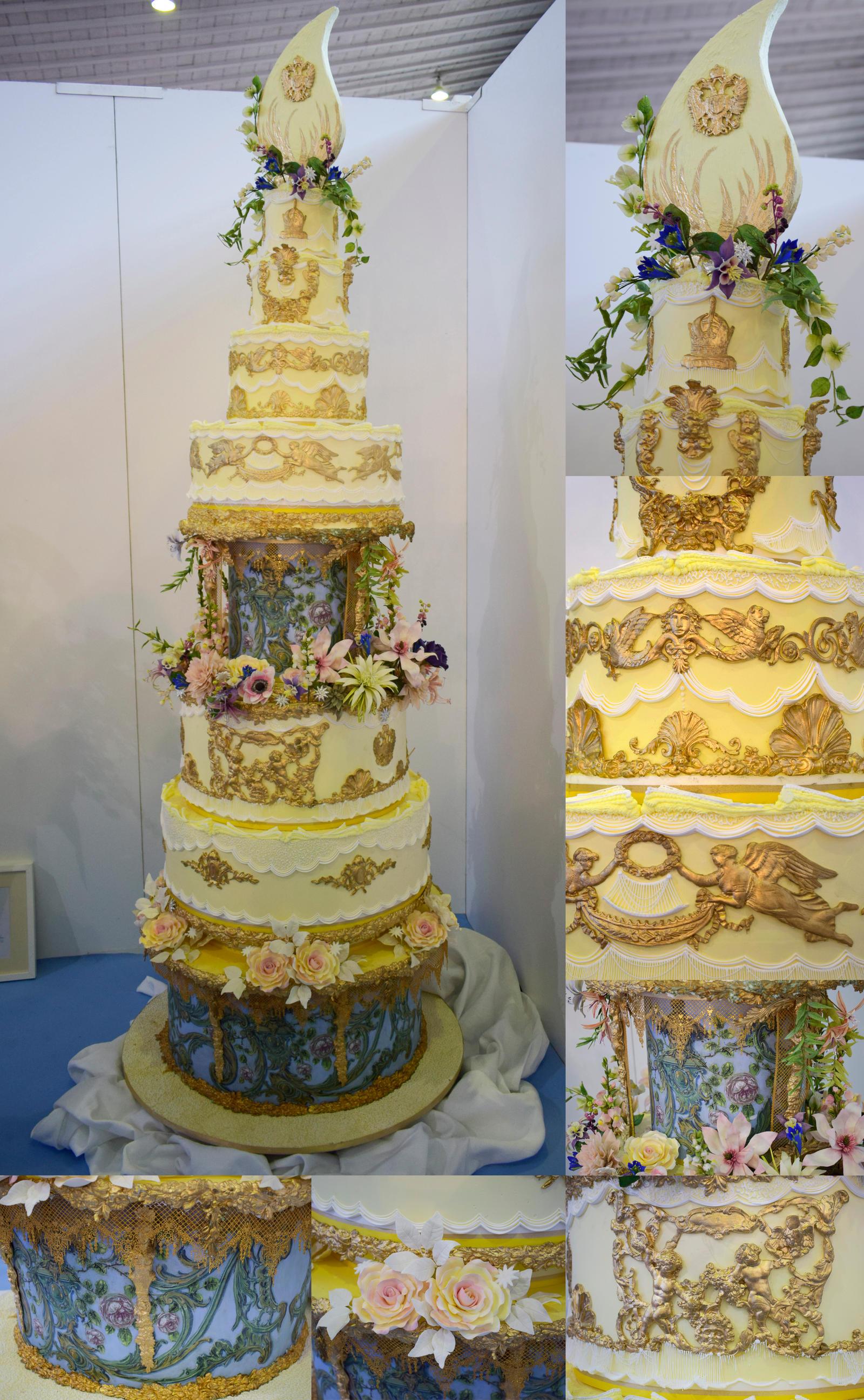 Silicone Castle Cake Mould Recipe