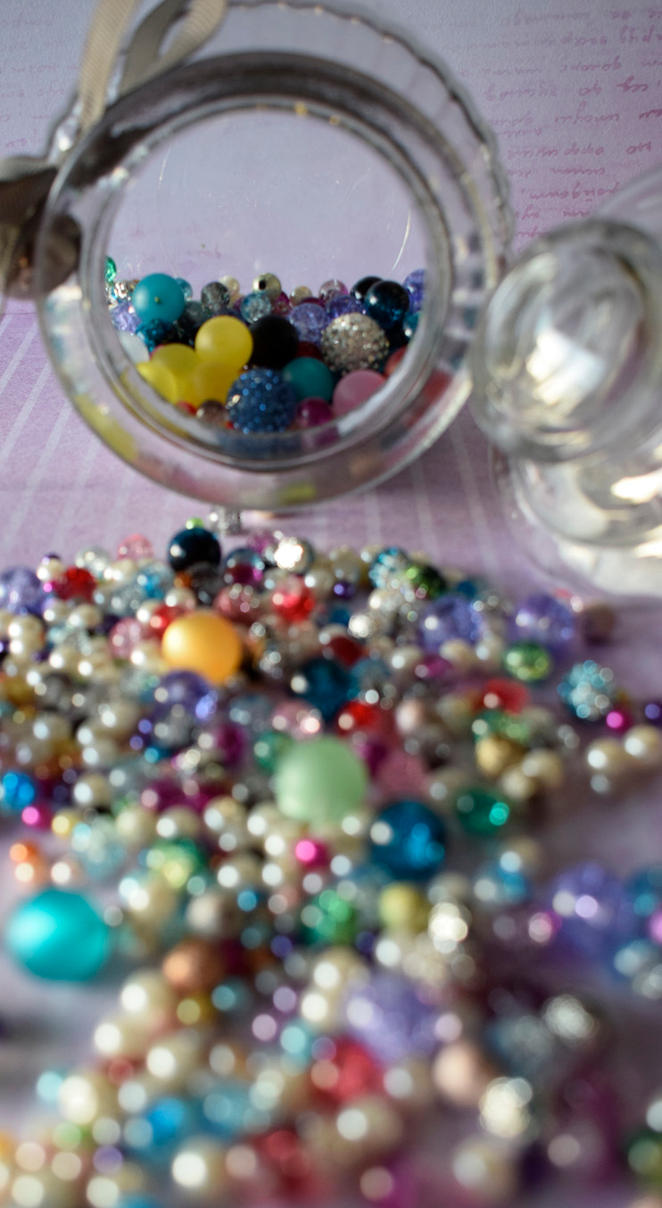 Sea of pearls by StargazeAndSundance