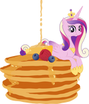 Food Series: Cadance - Pancake Tower