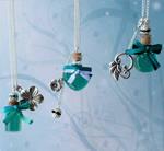 Green Necklaces 2 by StargazeAndSundance
