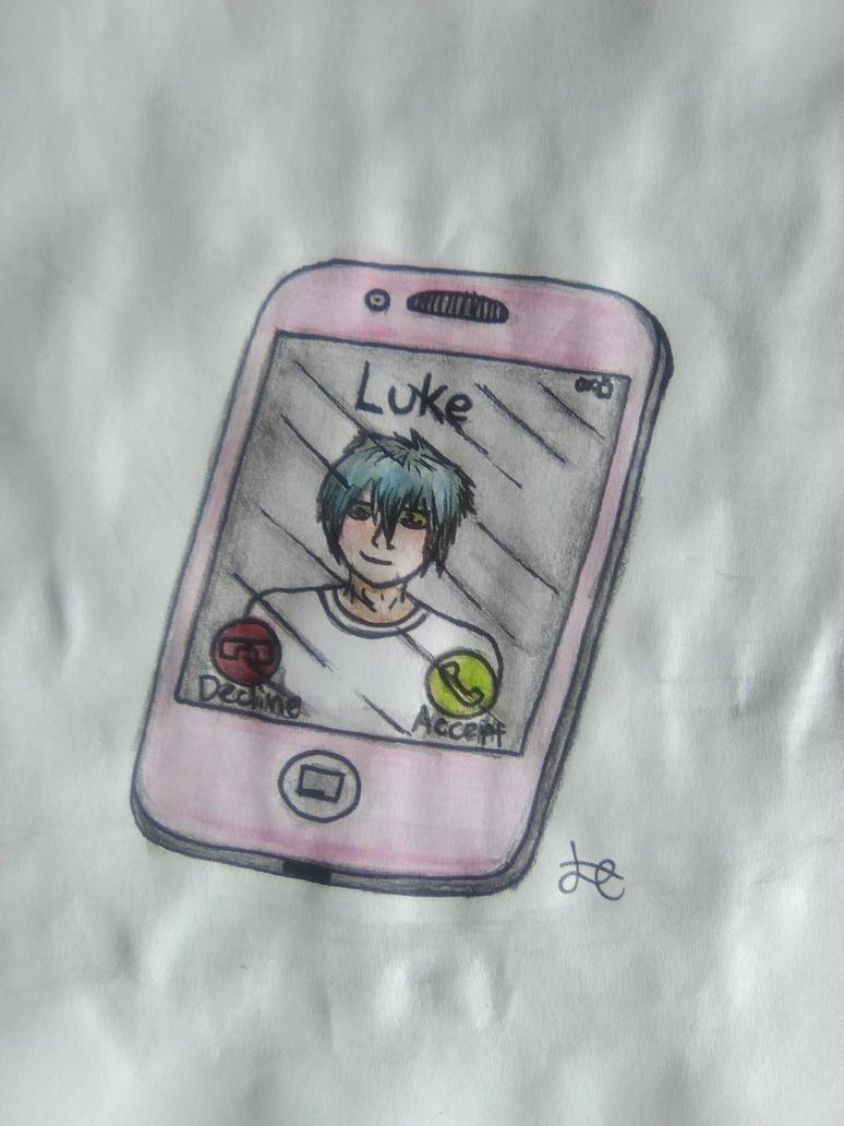Luke's Calling by agvarina
