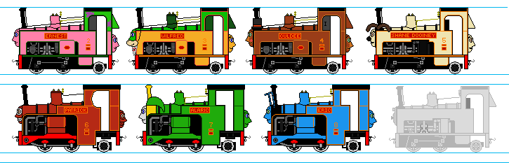 sc 1 st  DeviantArt : thomas and friends halloween costumes  - Germanpascual.Com