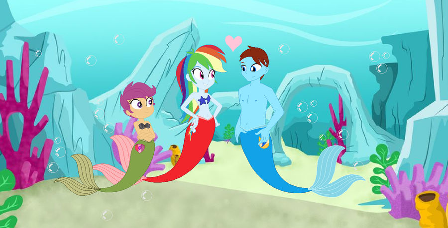 Mermay 2020 Guardian Rainbow And Scootaloo By Guardiansoulmlp On Deviantart Mermaid island is a small island between pelican town and the fern islands. mermay 2020 guardian rainbow and