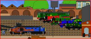RWS - Old Stuck Up Scene Remake
