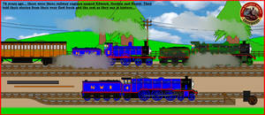 The Railway Series' 76th Anniversary