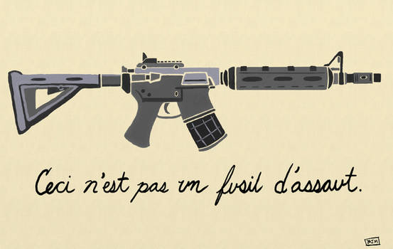 Not a Rifle