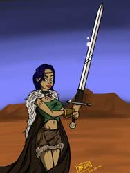 Hanna the Barbarian