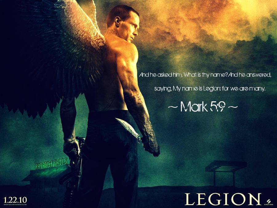 2010 legion movie wallpapers - photo #6