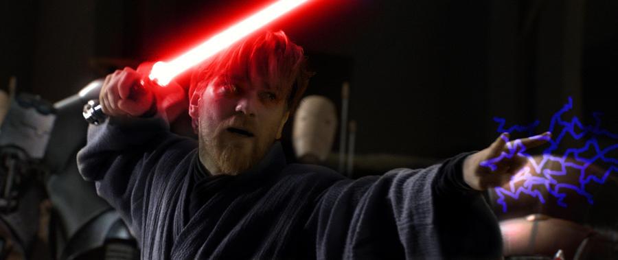 Sith Lord Kenobi By Melciah1791