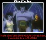 Gargoyles FTW