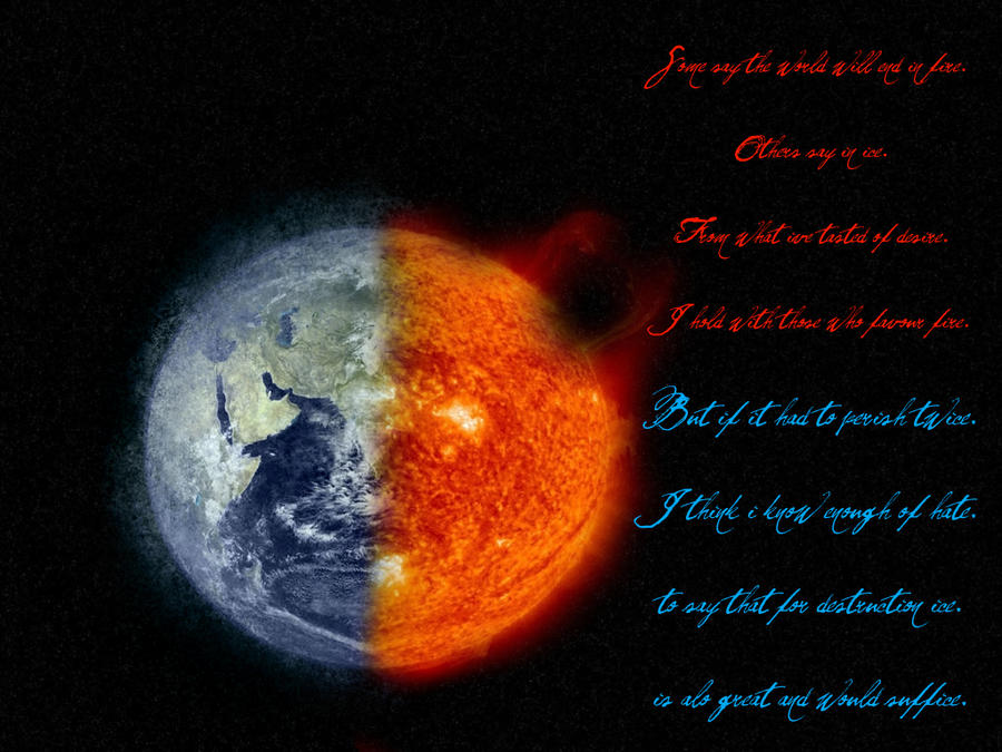 fire and ice by melciah1791 on deviantart