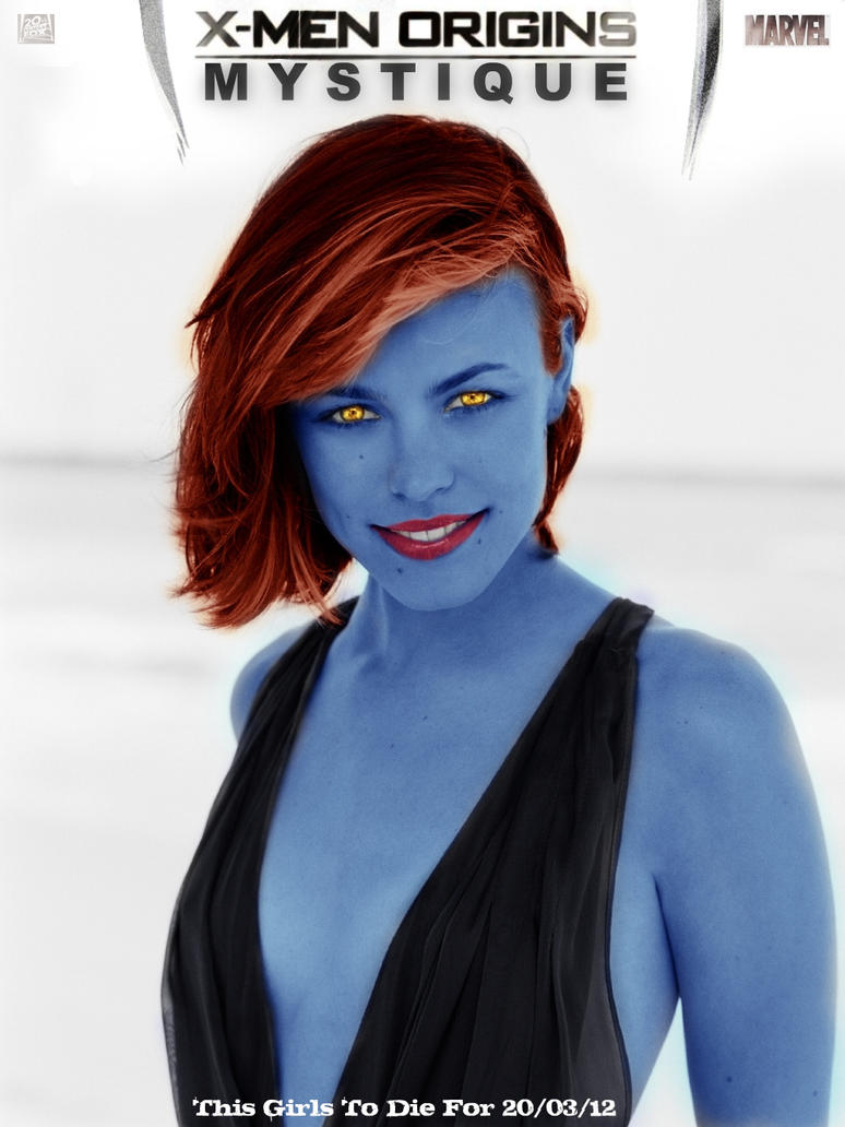 X Men Origins Mystique X-men Origins: Mystiqu...