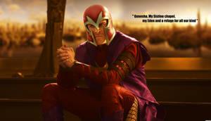 Magneto of Genosha