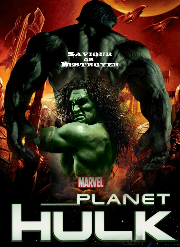 hulk planet
