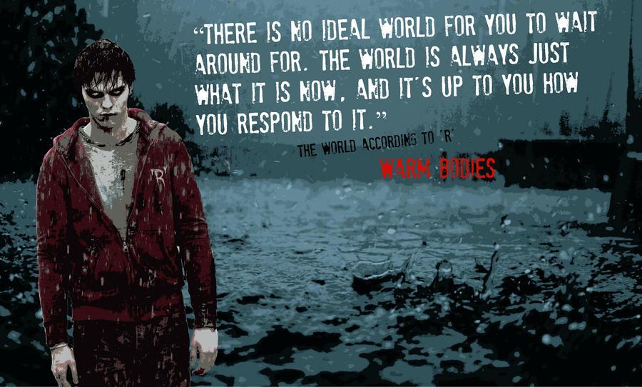 'R' The Zombie by Melciah1791