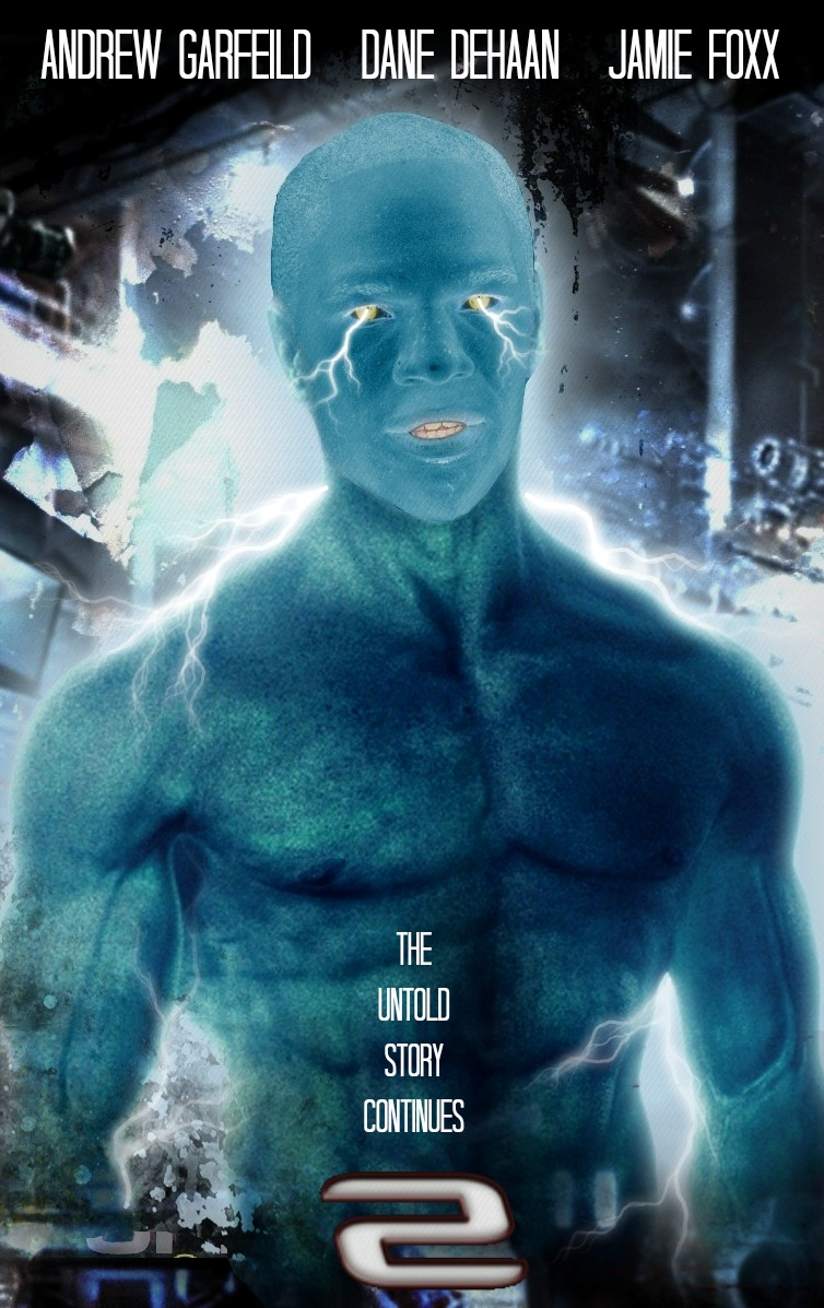 The Amazing Spider-Man 2 Electro Poster by Melciah1791 on ...