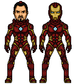 Iron Man Redesign by Melciah1791