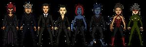 X-men 1791 Universe