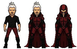 Magneto Age Of Apocalypse Redesign by Melciah1791