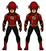 Flash Armour Redesign by Melciah1791