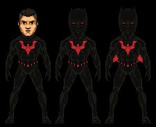 Batman Beyond by Melciah1791