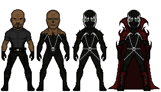 Spawn Redesign by Melciah1791