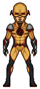 Injustice 2 Reverse Flash by Melciah1791