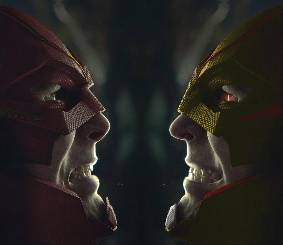 Injustice 2 Rivals by Melciah1791