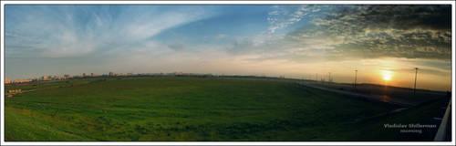 morning by yazku