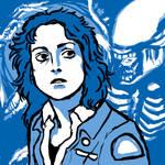 Movie Characters: Ripley