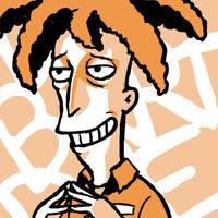 TV Characters: Sideshow Bob by Slepnir