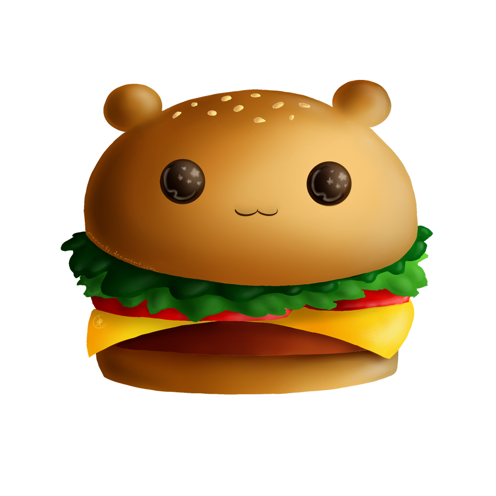 cartoon hamburger wallpaper - photo #28