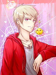 APH PRUSSIA by MaeMe96