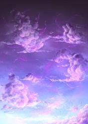 Dump #4: Sky by MaeMe96