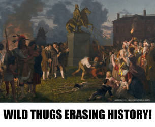 1776 Americans Erase history by 1hope