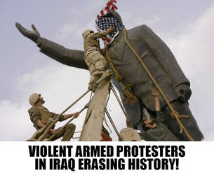 US Troops Erasing History in Iraq by 1hope