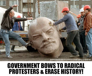 Government workers Erasing history by 1hope