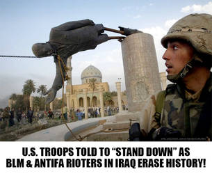 Saddam History Erased by U.S. troops and others by 1hope