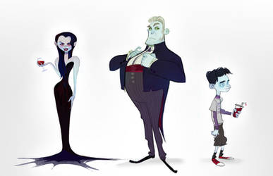 Vampires by Britt315