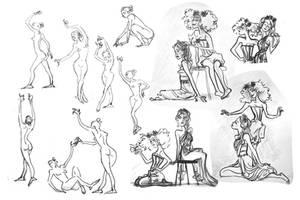 CalArts Life Drawing 4