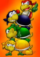 Koopa Bros. by Nintendo-Nut1